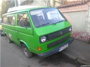 Vw T3 Multivan Volkswagen T 3, 1,6 D. Vw T3 , an fabricatie 1986,  cutie manuală 5 trepte, , necesită vopsitorie și putina tinichigerie, se oferă fiscal.<br>Se dă